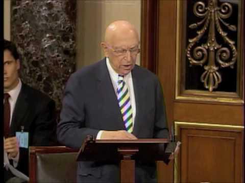 Lautenberg Opposes Murkowski Resolution
