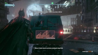 Batman Arkham Knight Walkthrough Part 4