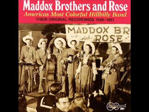 The Maddox Brothers & Rose   19   Mule Train