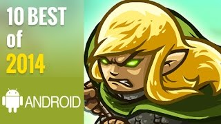 Top 10 Best Android Games of 2014