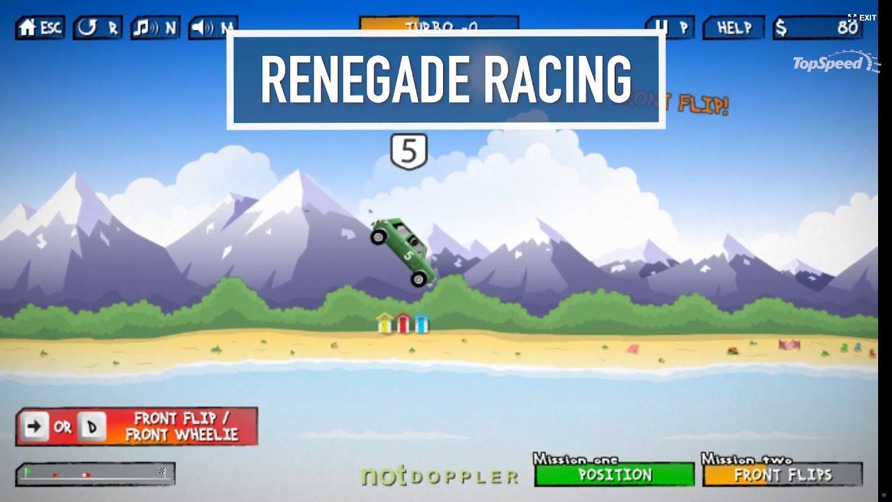 Renegade Racing Highlights Free Online Racing Game Youtube