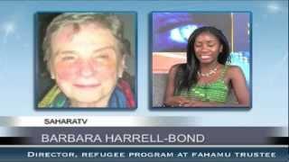 Barbara Harell Bond on SaharaTV