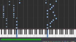 Caramelldansen Ryu Remix (Synthesia)