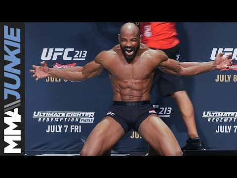 Yoel Romero's Open Workout Will Make You Realize How Unathletic You Are