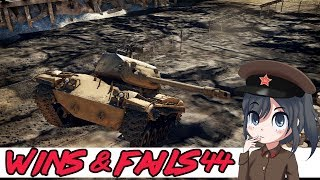 War Thunder: Wins 'n' Fails 44