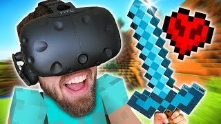 MINECRAFT HARDCORE I VR #1