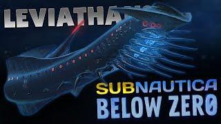 ALL LEV ATHANS  N SUBNAUT CA BELOW ZERO Early Access  Subnautica Below Zero