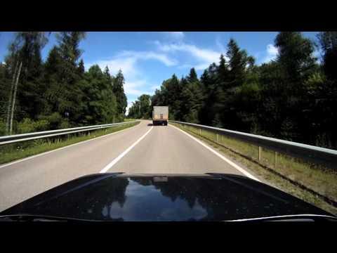 Lithuania, Vievis - Highway 108 - Nemenčinė, 52 km, 8 Jul 2011