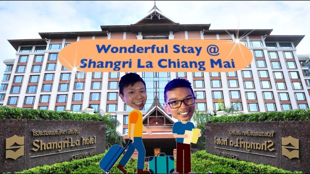 Shangri La Chiang Mai Thailand | 泰國清邁 - 香格里拉酒店