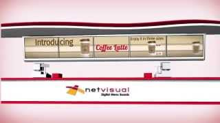 Netvisual - Digital Menu Boards