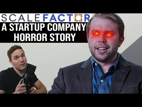 "When startups LIE for investor money( Theranos 2.0) - The DOWNFALL of ""Scalefactor""  