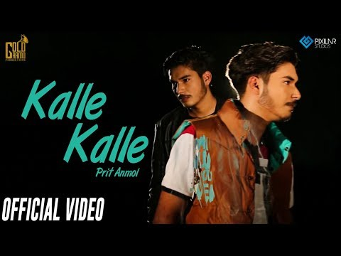 Latest Punjabi Songs 2017 || Kalle Kalle...