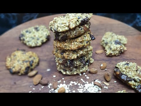 how-to-make-healthy-cookies-without-flour-وصفة-كوكيز-صحي-بدون-دقيق-ولا-بيض