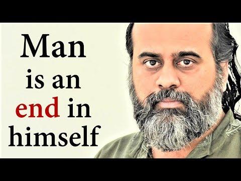 only-man-is-an-end-in-himself-  -acharya-prashant,-on-'the-fountainhead'-(2019)