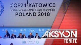 UN Sec-Gen, nagbabala sa mabilis na global warming