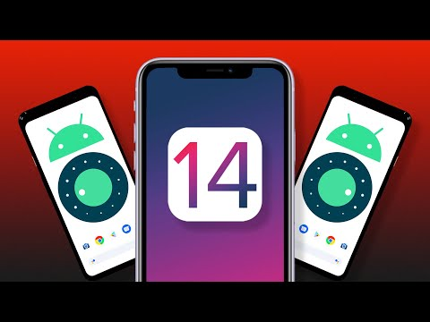 What iOS 14 stole from Android