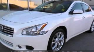 2012 Nissan Maxima Atlanta GA Union City, GA #U2791 - SOLD