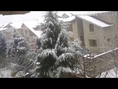 Snowfall In Kashmir 2017 | PART 1