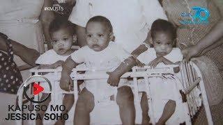 Kapuso Mo, Jessica Soho: Triplets na anim na dekadang nagkahiwalay, makumpleto pa kaya?