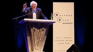 Writers Bloc Presents Bernie Sanders | May 7, 2017 | Saban Theater Beverly Hills, CA