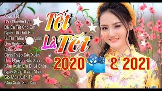 Nhạc Xuân 2020  Chúc Xuân  Tết Là Tết  LK Thì Thầm Mùa Xuân  Nhạc Tết Mậu Hợi 2019 - 2020