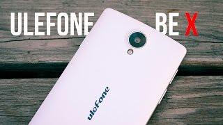 Ulefone Be X: первый взгляд, распаковка. Восьмиядерный бюджетный смартфон из Tomtop.com