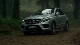 the suvs from mercedes benz make the best of every ground 82 sec