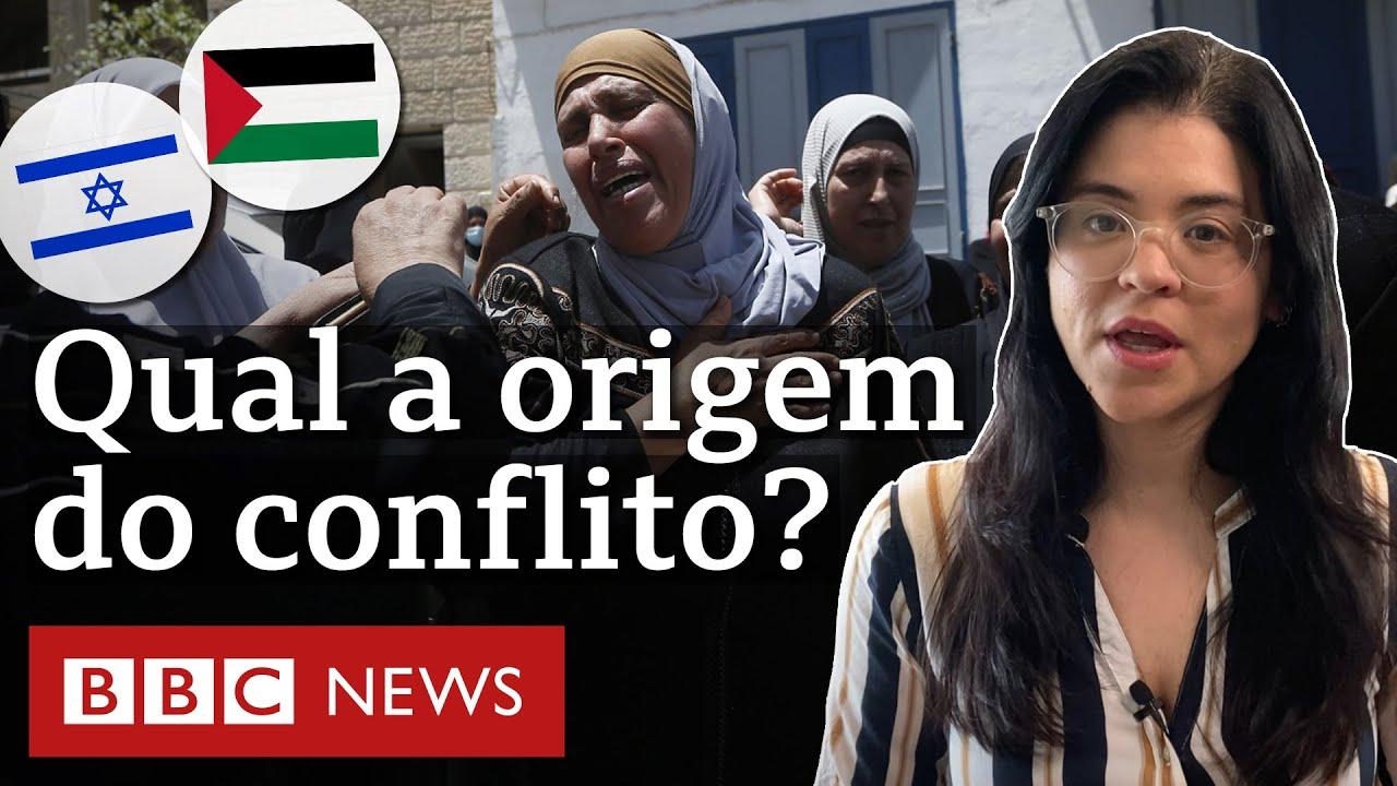 Download 5 respostas sobre conflito entre israelenses e palestinos, que tem cessar-fogo