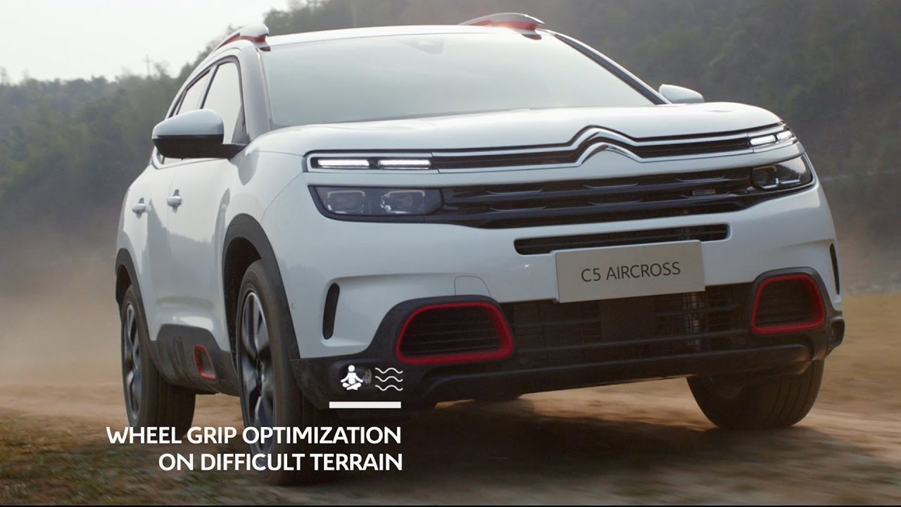2018 citroen c5 aircross grip control youtube. Black Bedroom Furniture Sets. Home Design Ideas