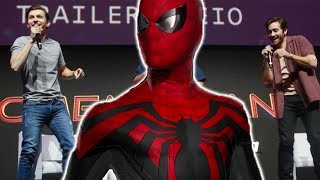 Spider-Man Far From Home Trailer Shown At CCXP Description