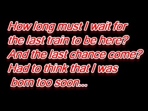 Rest your love on me - karaoke - The Bee Gees