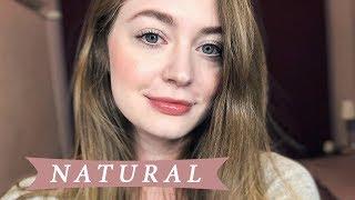 Повседневный / натуральный / легкий макияж: видео-урок
