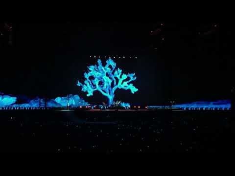 In God's Country - U2 @ Amsterdam Arena (Amsterdam) - 29/07/2017