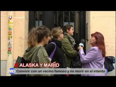 La casa de alaska y mario vaquerizo youtube - Cuadros casa alaska y mario ...