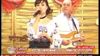 Formatia Marian Costel Popa si Ileana Stuparu Din lacrimi, bucurii LIVE 21 02 2016