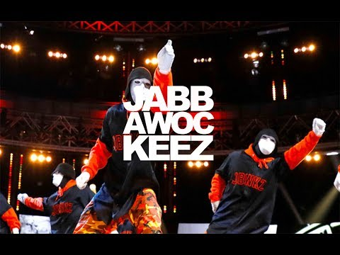 JABBAWOCKEEZ - Scenario | CLEAN MIX (World of Dance) @TheWockeez