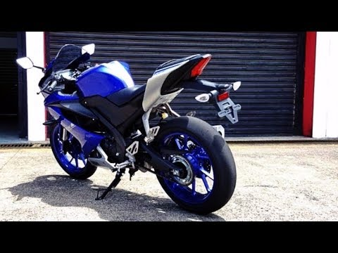 New Yamaha R15 V3 Official Launch Youtube
