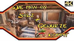 Conan Exiles ★ Wie man an Salz und Gewürze kommt ★ Guide [4k]