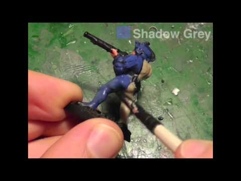How to Paint: Warhammer Middenheim Empire Handgunners Assembly Line
