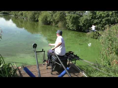Margin Fishing at Messingham Sands