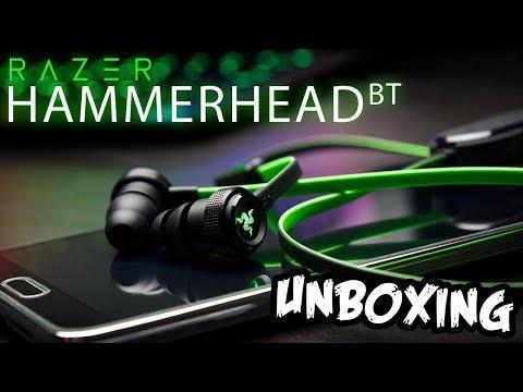 Unboxing / Review - Razer Hammerhead BT