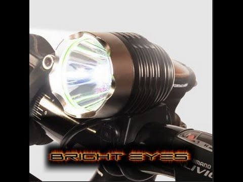 Perfect BRIGHT EYES 1200 Lumen Rechargeable Bike Light