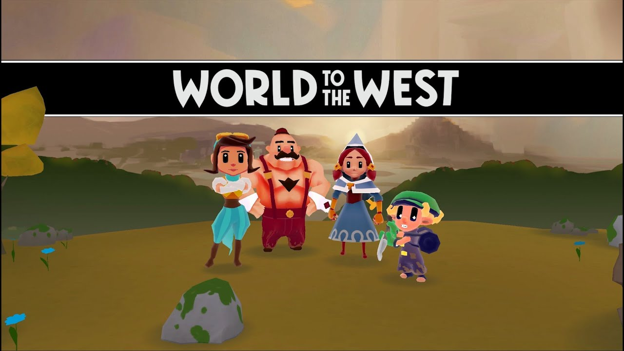 Image result for world to the west