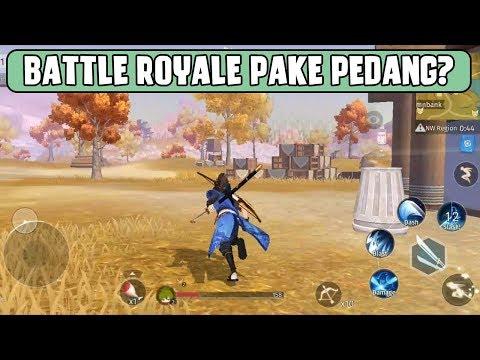 Akhirnya Bahasa Inggris! Battle Royale Baru Di Playstore - Eclipse Isle (Android)