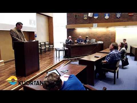 Kuortaneen kunnanvaltuuston kokous 25.5.20