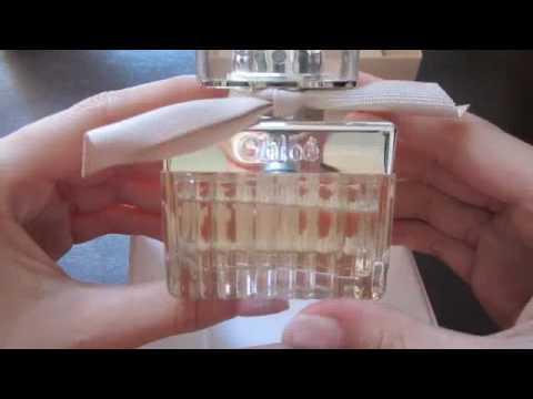 Unboxing Chloe Edp Perfume Youtube