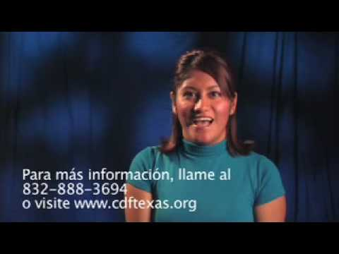 HISD CDF-Texas CHIP/Children's Medicaid PSA Spanish