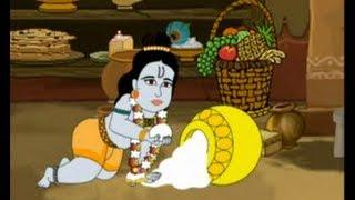 Rhymes in telugu-chinnari chitti geethalu-Cheta Venna Mudda