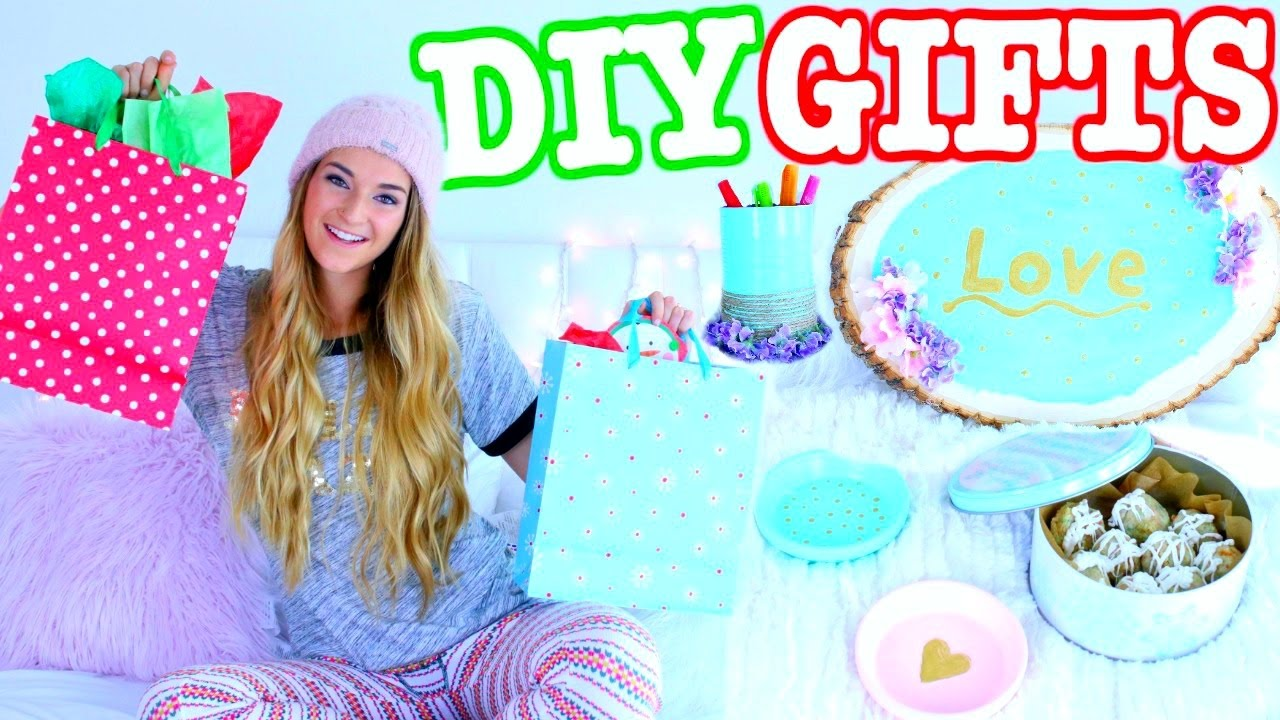 DIY Gift IDEAS! DIY Christmas Gifts & Birthday Gifts For ...