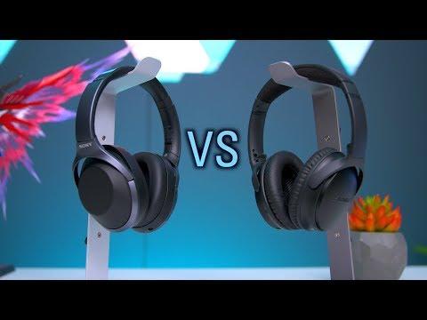 The Most Advanced Headphones? Bose VS Sony!